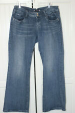 08c5ad873c0 Vigos Collection Ladies Bootcut Stretch Jeans with Embelishments Size 20