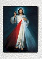 DIVINE MERCY JESUS CHRIST SON OF GOD FRIDGE MAGNET -dbs2Z