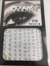 Acrylic Crystal Gems Bling Beads Eye Face Stickers Makeup Rhinestones Tattoo