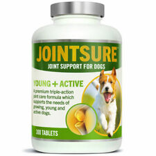 Joint Aid for Dogs (60 / 120 / 300 tabs) Arthritis Healthy Joints - Glucosamine