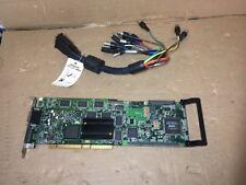Matrox Digisuite DTV/LE Video Capture PCI Card & Breakout Cable CG2000/C/N