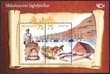 Iceland 2010 Fishing Villages/Boats/Fish/House/Transport/Buildings 1v m/s n42332