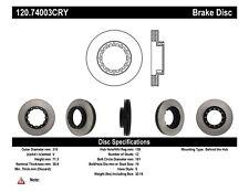 Disc Brake Rotor-Premium Disc-Preferred Rear fits 12-14 Canter FE160