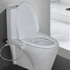 Cold Water Spray Non-Electric Mechanical Bidet Toilet Seat Attachment Bathroom