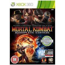 Jeux vidéo Mortal Kombat multi-joueur 18 ans et plus
