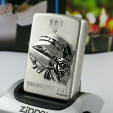Silver Transformers Bumblebee Limited Edition Zippo Lighter