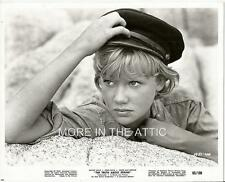 A CUTE ADORABLE 18 YEAR OLD HAYLEY MILLS ORIG UNIVERSAL PICTURES PORTRAIT #2