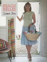 Debbie Bliss Beach Belles Knitting Pattern Booklet