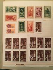 Timbres fiscaux et timbres de bienfaisance