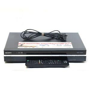 Sony RDR-HXD890 DVD/HDD Recorder REGION FREE 160GB Tuner HDMI TESTED w/ REMOTE