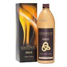COCOCHOCO Gold Brazilian Keratin Hair Treatment 34oz/1000 ml Free Priority