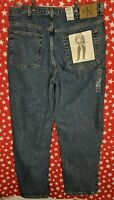 Calvin Klein Jeans 412 Indigo Jeans Relaxed Fit Mens Size 36 x 32 NWT New A069