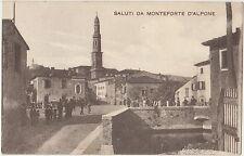 SALUTI DA MONTEFORTE D'ALPONE (VERONA)
