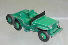 "DINKY TOYS MODEL MODEL No.25Y / No.405 "" UNIVERSAL""  JEEP  ""GREEN VERSION"""