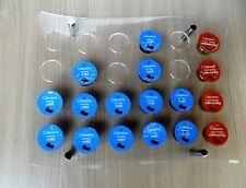 Cafissimo Kapselspender,Kapselhalter aus Acrylglas für 24 Kapseln