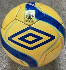 Umbro Neo Pro FA Cup Official Match Ball OMB Game Used Football 2012/13 FIFA