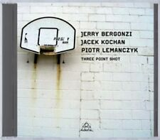 Jerry Bergonzi - Three Point Shot [CD]