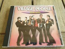 CD THE VILLAGE PEOPLE - Renaissance (Rare 80's Disco Australian)