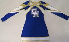 "Authentic 1 piece cheerleader uniform ""SM"""
