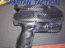 Hi-Point 9mm/380  W/built in mag carrier  kydex holster CARBON FIBER