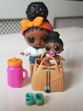 LOL SURPRISE DOLL Foxy Big Sister & LIL Foxy Confetti Pop Series 3