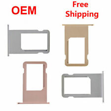 OEM SPEC Nano SIM Card Slot Tray Holder Replacement For Apple iPhone 6 USA NEW