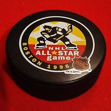 Boston Bruins 1996 - All Star Game Puck - Officially Licensed NHL Product