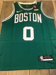 NBA Boston Celtics #0 Tatum Swingman Jersey - Icon Edition