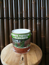 Bamboo Protector & Rejuvenator (Clear) - Oil / Stain for Bamboo Panels - 4L