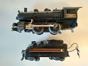 Lionel 1656 Steam Engine 0-4-0 w/6403B Tender w/Bell Custom Decorated