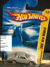 HOT WHEELS 2007 FE #10 -180-10 BUICK GRAND NATIONAL GRAY CHRM INTR NMC AM