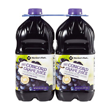 Member's Mark 100% Concord Grape Juice by Welch's (64 oz., 2 pk.)