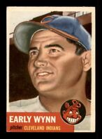 1953 Topps Set Break # 61 Early Wynn EX *OBGcards*