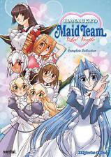 Hanaukyo Maid Team La Verite - Complete Series (DVD, 2016,3-Disc Set) BRAND NEW!