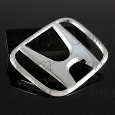 "Chrome Front Grille ""H"" Emblem For 2003 - 2008 HONDA CIVIC HYBRID SEDAN 4 DOOR"