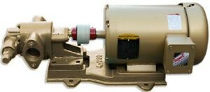 Industrial 25gpm Goldstream Oil Transfer Pump - Single Phase