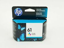 GENUINE HP61 (CH562WN) tri-color Ink Cartridge EXP. 2020