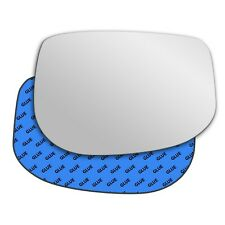 Right wing adhesive mirror glass for Honda Fit 2007-2014 503RS