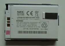 Genuine NEC MAS-BD0026-A001 Battery for E338 Made in Japan