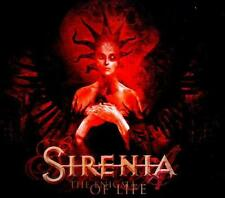 SIRENIA - The enigma of life     - DIGI CD NEU