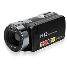 2.7'' HD 720P LCD Digital Video Camera Camcorder DV DVR 16XZoom 16MP Night Light