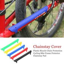 Plastic Bicycle Chain Protection Bike Frame Protector Chainstay Guard Cover Pad