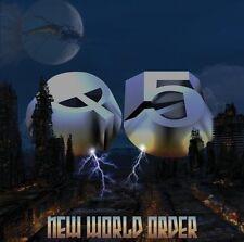 Q5-NEW WORLD ORDER-JAPAN CD Bonus Track F83