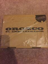 Orozco The Embalmer Japanese Boxset Ultra Rare Gore Horror Oop