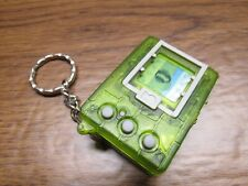 Digimon Digital Monster Digivice 1997 Translucent Clear Yellow / Green
