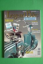 LEGEND BIKE 44/1996 LAMBRETTA A 1947 MOTO MI-VAL 500 OLLEARO 250 GP BRUNO RUFFO