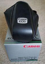 CANON Camera Semi Hard Case Pouch for Canon eos 750 850 LL Film Camera