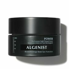 ALGENIST POWER Recharging Night Pressed Serum Alguronic Acid+Alga Protein 1 oz.