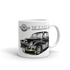 MORRIS MINOR 1000   SEDAN         QUALITY  11oz.  MUG
