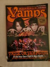 Vamps Monthly vol 4 Hyde KAZ J Rock